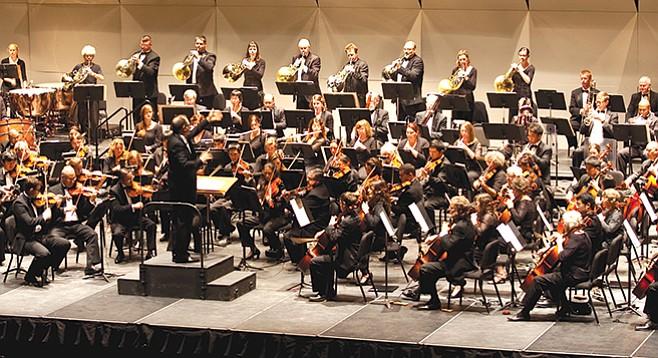 La Jolla Symphony & Chorus - Image by Bill Dean
