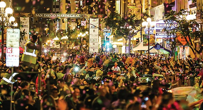 Fat Tuesday comes to San Diego