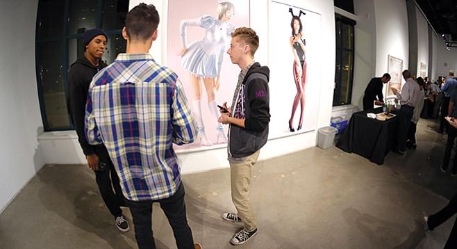 SDSU Downtown Gallery