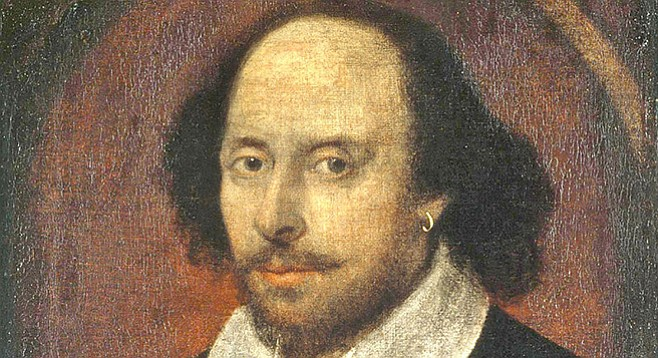 Three sonnets on love by William Shakespeare | San Diego Reader