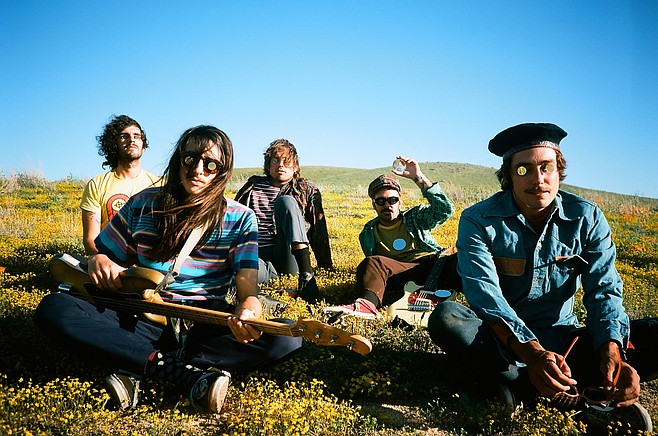 """""""Beach-goth"""" band the Growlers split bills with Jonathan Richman at the Observatory on Tuesday and Wednesday."""
