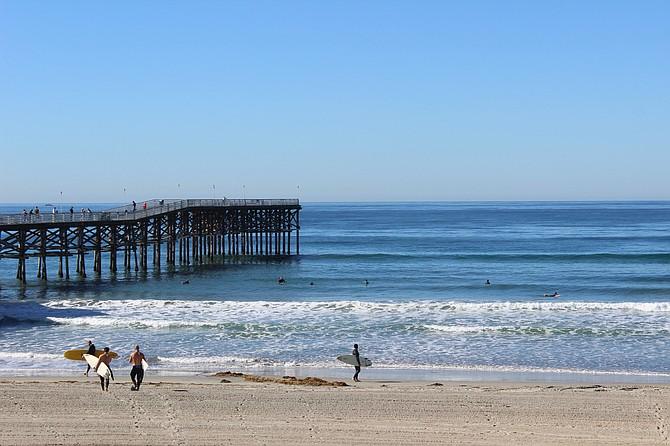 San Diego Days.