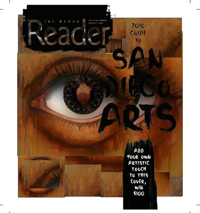 Art as far as the eye can see