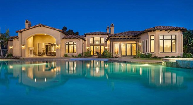 The current owner is based in a Rancho Bernardo warehouse.