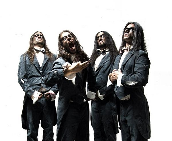 Italian death-metal band Fleshgod Apocalypse hits Brick by Brick on Tuesday.