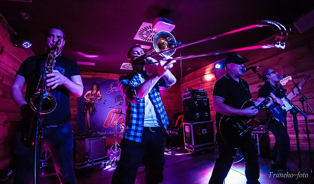 New York City's third-wave ska band the Toasters put their brass attack on Casbah Thursday night!
