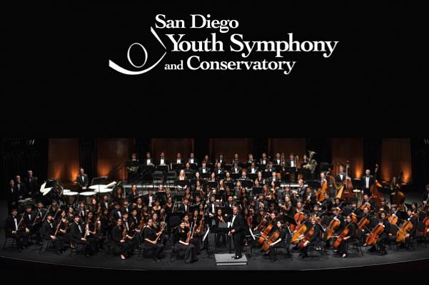San Diego Youth Symphony.