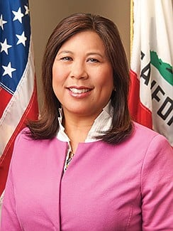 California State Controller Betty T. Yee