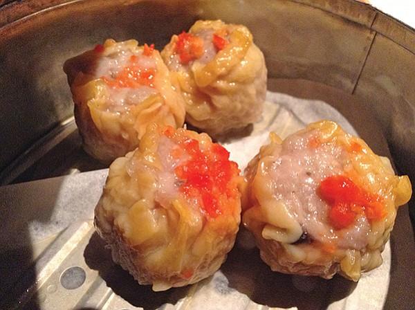 Pork Sui Mai dim sum