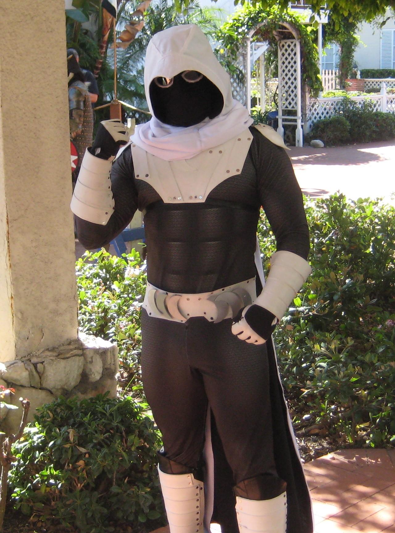 Moon Knight from MarvelComics