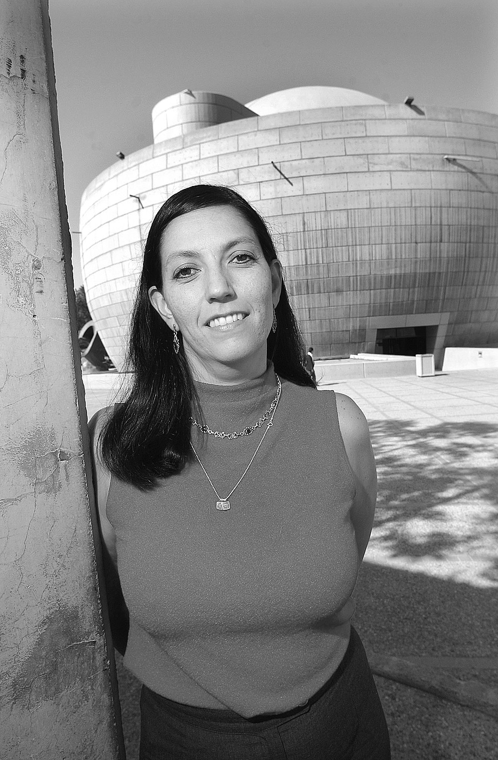 Teresa Vicencio Alvarez is the first director who wasn't a politician.