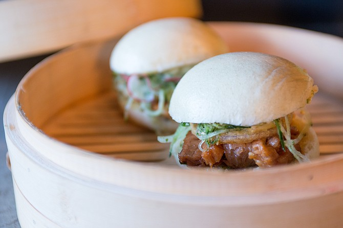 Soft-as-a-cloud Pork Buns