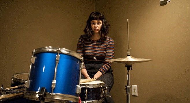 """Waxahatchee's Katie Crutchfield: """"I've been to San Diego a bunch of times. I like it. I wish that I understood it more."""""""