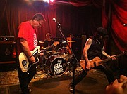 SoCal's skate-punk perennials Agent Orange headline hardcore sets at Casbah on Friday!