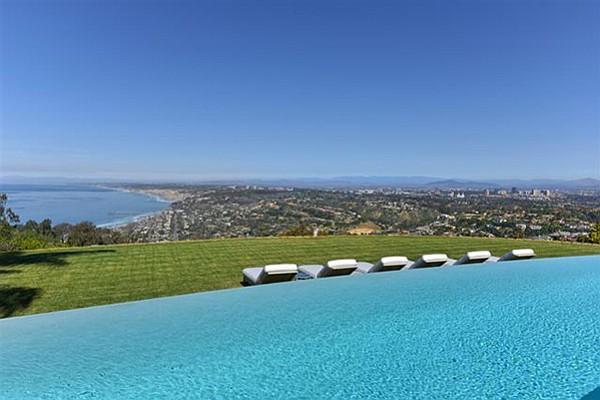 View from La Jolla