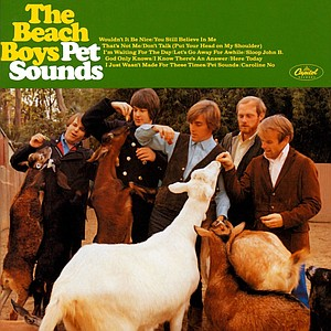"""According to Thorn, """"Mike Love once said something like, 'Paul McCartney worked on a brilliant album cover when he made Sgt. Pepper, and we went to the zoo.'"""""""