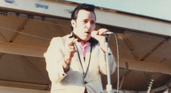 North County's number one Elvis, Gary Ferritto, passed on March 4.