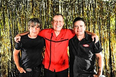 Reverend Horton Heat will rockabilly Belly Up on Wednesday.