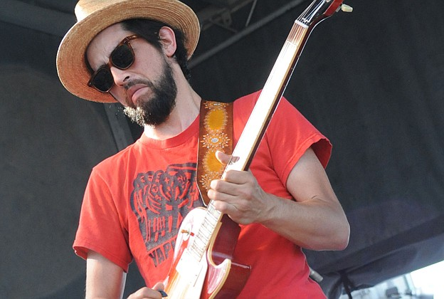 Roots-rocker Jackie Greene plays the St. Paddy's party at Belly Up on Thursday.