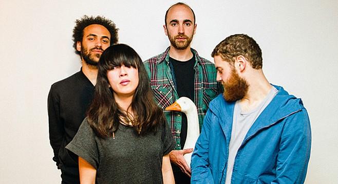 Soda Bar sets up English indie hits Yuck on Wednesday night!
