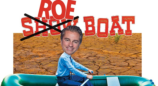 """Jason Roe was """"shamelessly"""" begged by SD ethics commissioner Stacey Fulhorst to be on a local seminar panel — that was before support for Marco Rubio's presidential campaign (on which Roe is working) began to dry up."""