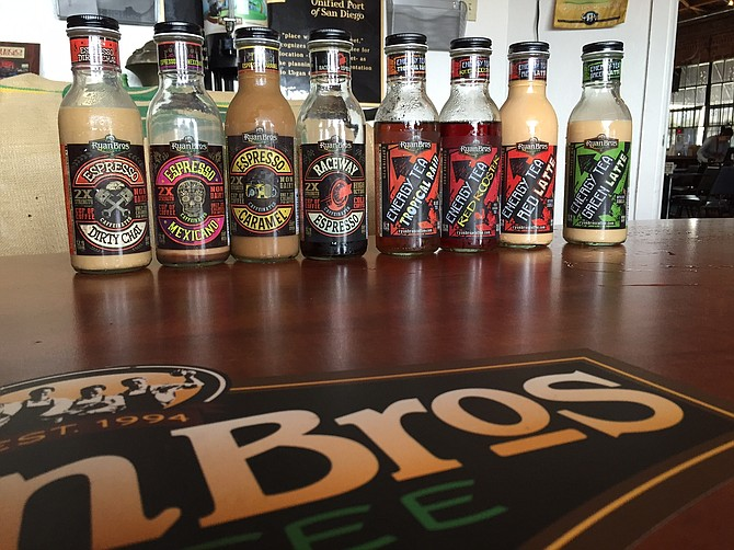 Ryan Bros. Coffee enters the retail energy and soft-drink market with a mix of flavored cold brew coffees and ice teas.