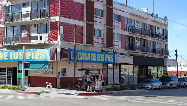 El Buzo's corner