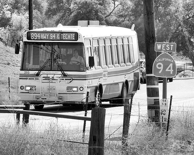 Highway 94, Cameron Corners - Image by Joe Klein