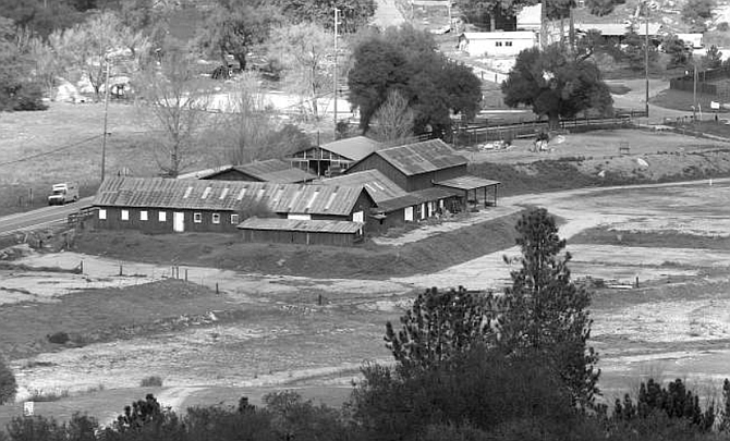 """Site of failed Maggio Ranch development. """"They wanted to put in 47 homes here.""""  - Image by Joe Klein"""