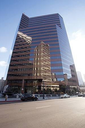 Civic San Diego building