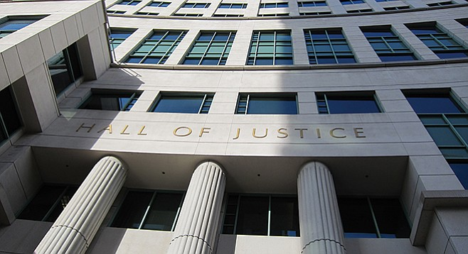 San Diego Superior Court Hall of Justice