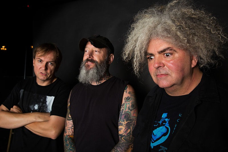 Sludgy Seattle act the Melvins play Casbah Thursday night!