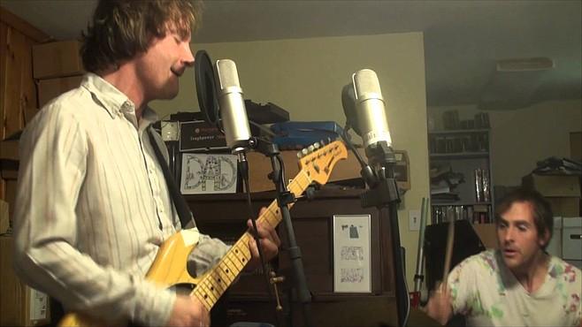 Power-pop trio Vertical Scratchers plays Casbah on Thursday.