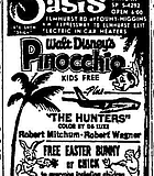 "Easter means Pinocchio, Mitchum, and a chance to turn your car into a hutch. ""The ..."
