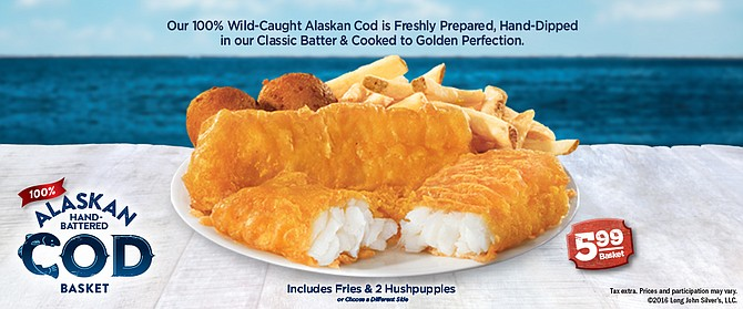 As America's favorite seafood restaurant, Long John Silver's has served our customers delicious fish throughout the Lenten season for decades. February 10th marks the first day of Lent, and we are committed to being your reliable fish fry. Come in and enjoy our top-quality product and friendly service during this Lent Season!