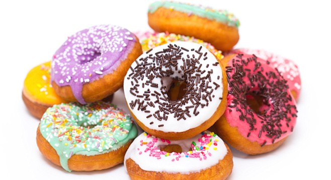 """A visiting college recruiter for the London School of Drama sent a note addressed to me calling """"All Night Donuts,"""" """"a Tour-de-Force of Nothing."""""""