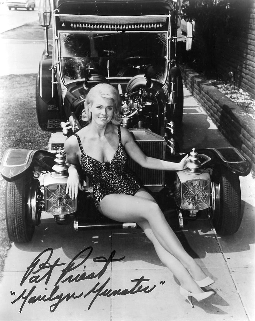 Pat Priest and the Munster Koach