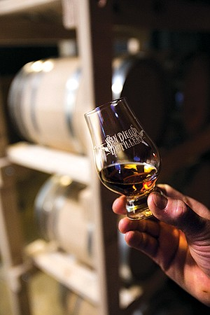San Diego Distillery doesn't rely on distributors