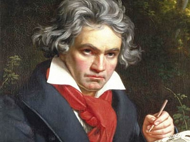 Beethoven is not amused.