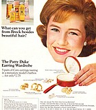 Let's begin with a 1964 ad featuring former Breck Girl and this year's most recent ...