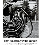 Would you believe GMO's? Get dumb with this 1970 ad featuring Don Adams for Monsanto.
