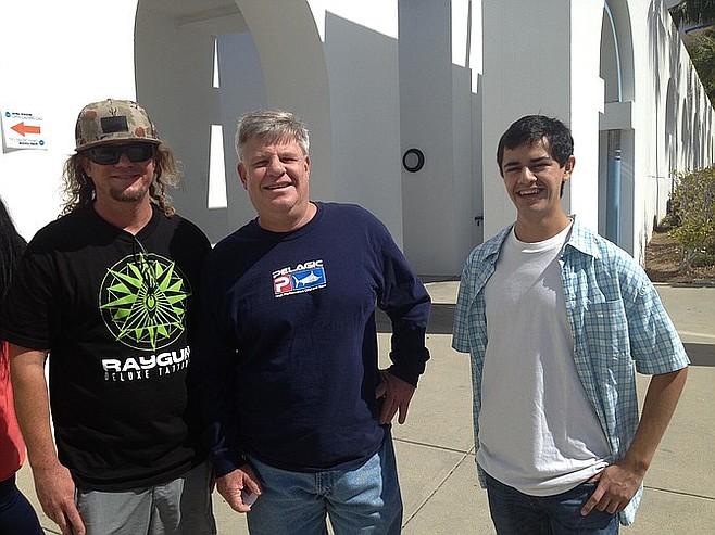 Tyson, Gary, and Joseph