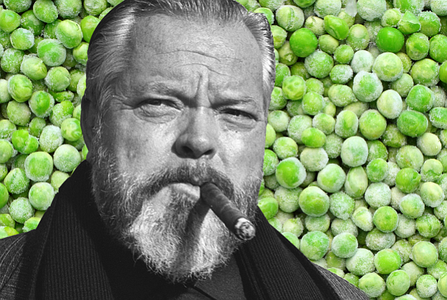 Imagine Peas