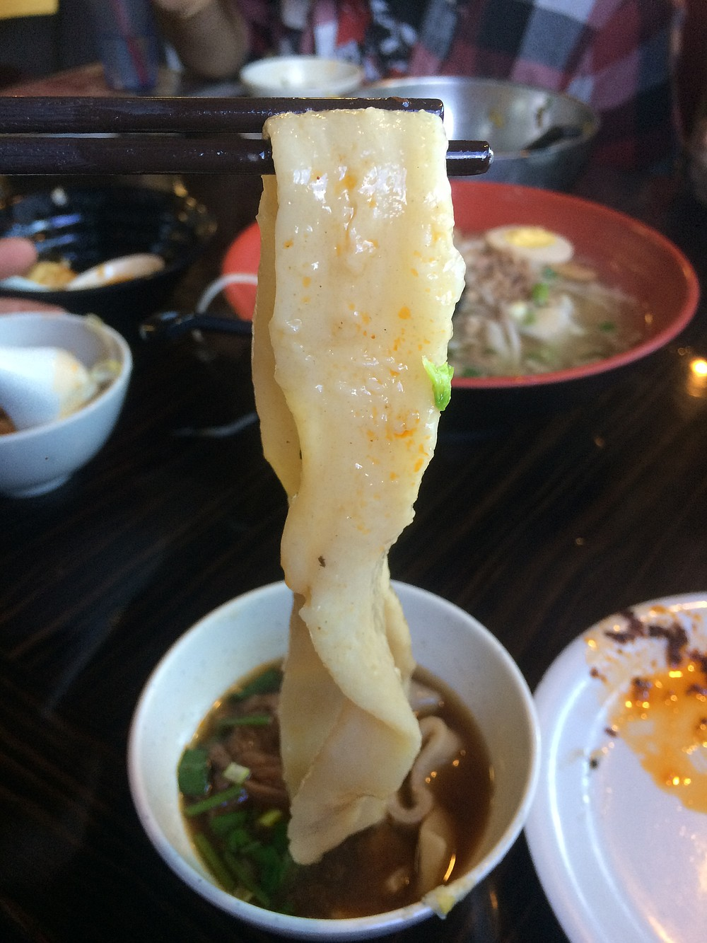 Hand-pulled noodle