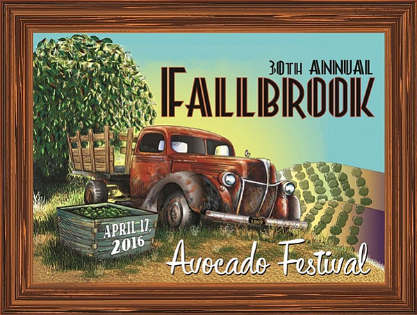 Fallbrook has an annual festival of all things avocado.
