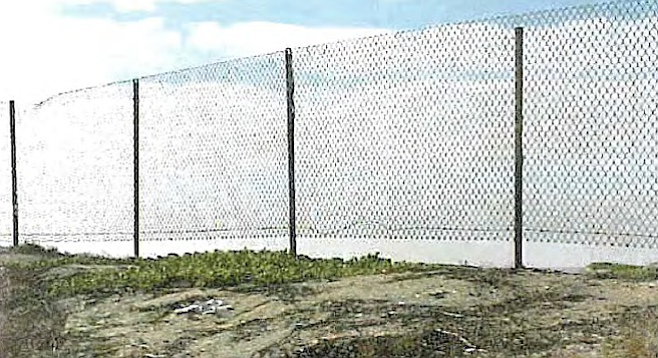 Silver Strand fencing to be replaced | San Diego Reader