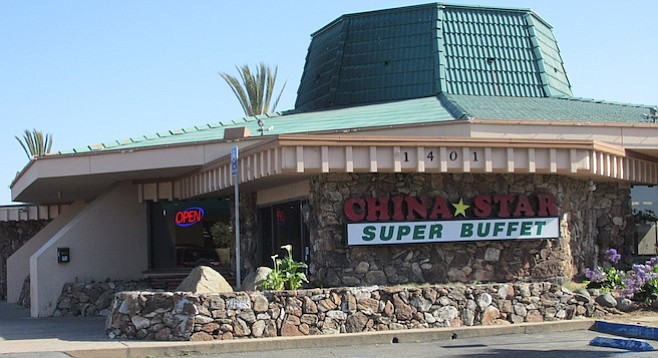 Fine Last Of Oceansides Chinese Buffets San Diego Reader Download Free Architecture Designs Scobabritishbridgeorg