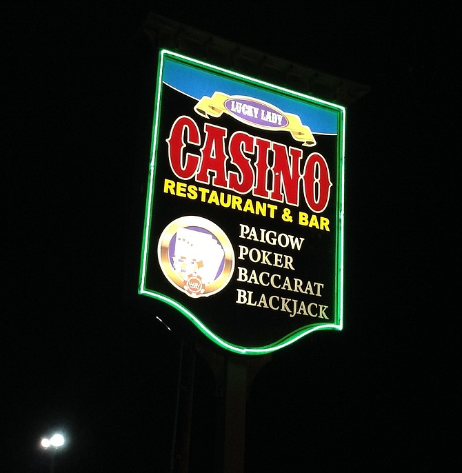 Sign on El Cajon Boulevard
