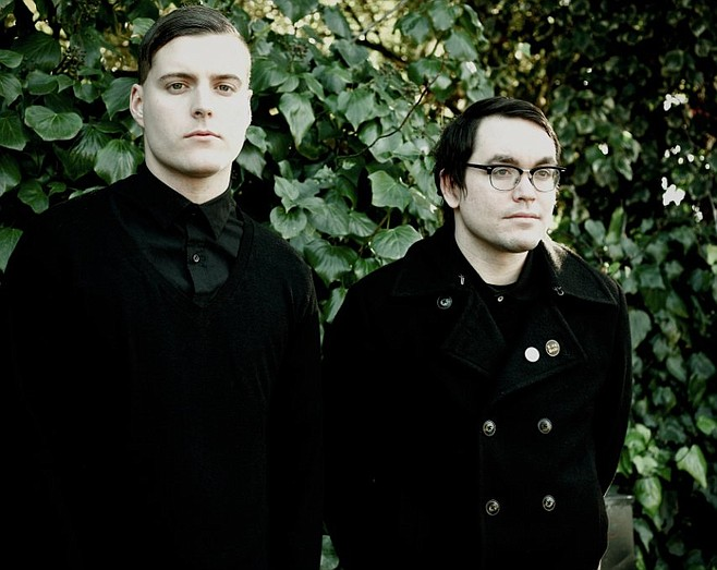 Heady metal band Deafheaven takes the stage at Casbah on Thursday.