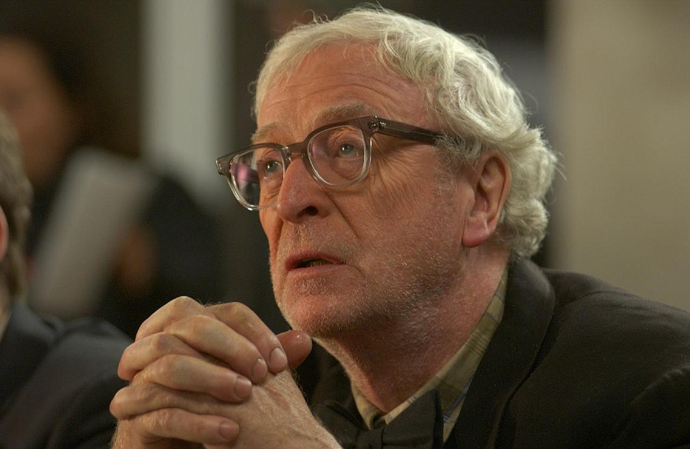 Michael Caine in Around the Bend.